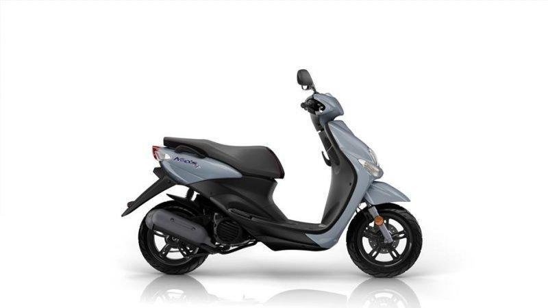 Yamaha neo scooter grijs